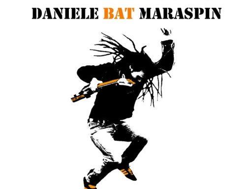 Il chitarrista Daniele BAT Maraspin annuncia parte del suo Tour