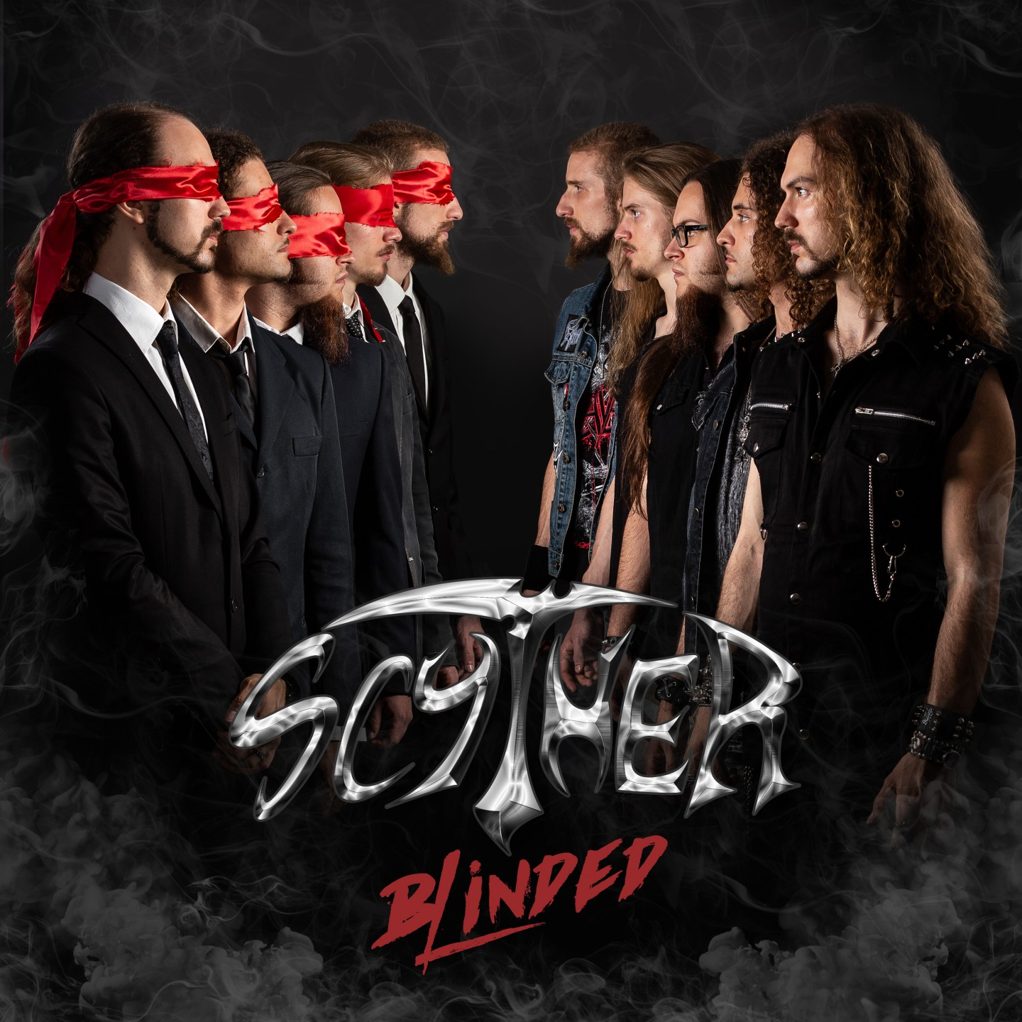 """Recensione: Scyther """"Blinded"""" Heart Of Steel Records"""
