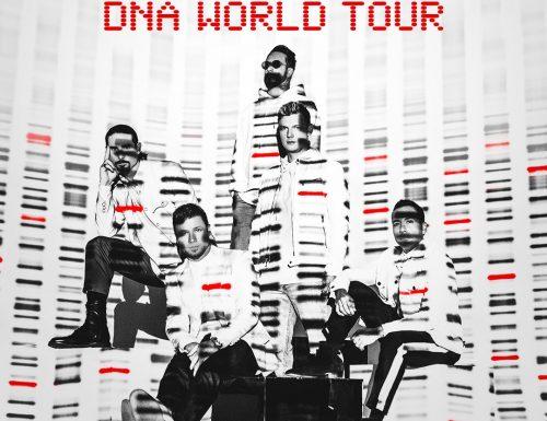 BACKSTREET BOYS il tour e il nuovo singolo