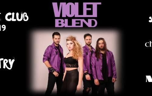 Violet Blend LIVE Sabato 7 Dicembre