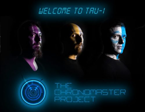 In arrivo la Sci-fi Metal Opera di The Chronomaster